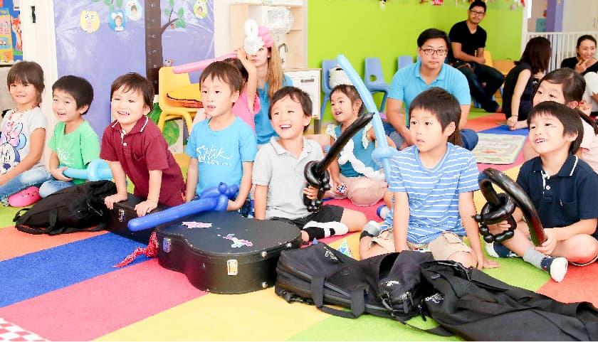 Tokyo International Kindercare 田園調布校